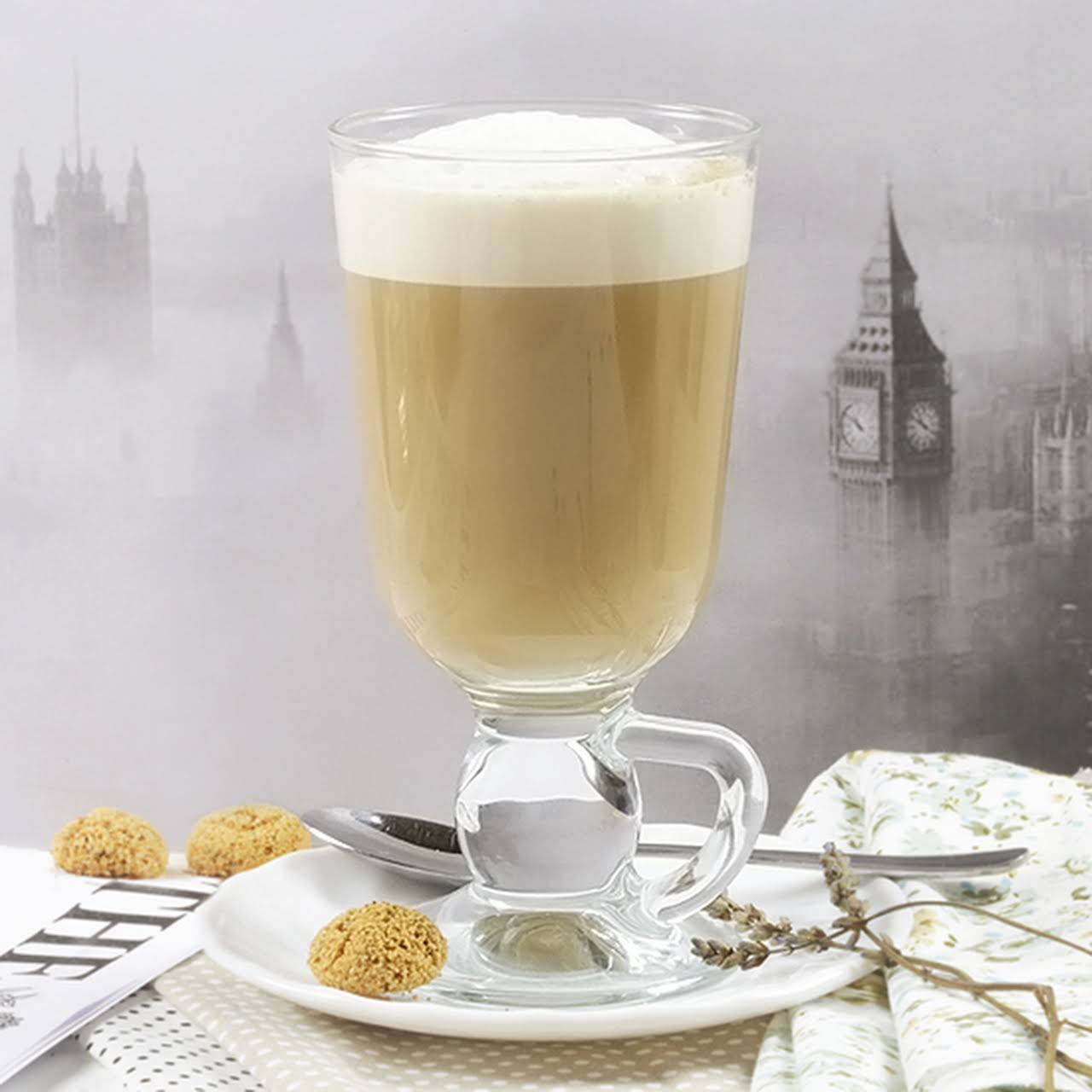 London Fog Tea Drink