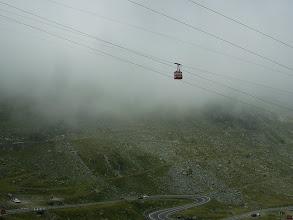 Photo: Transfagarasanul, in drum spre Balea. ( Pana la Balea lac se poate urca si cu telecabina )