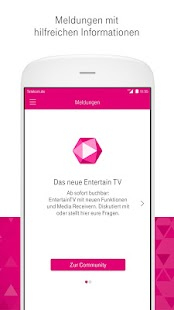 MagentaSERVICE- screenshot thumbnail