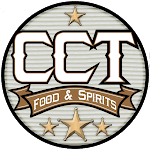 Logo for Country Club Tavern CCT