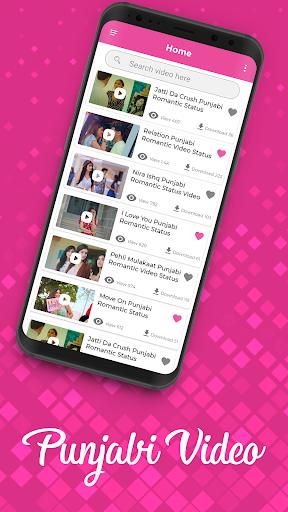 Punjabi Video Status - Punjabi Status screenshots 6