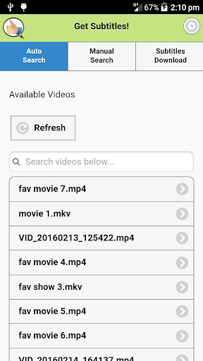 Get Subtitles 10.0 screenshots 1