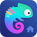 Chameleon Launcher – Themes & 3D Live Wallpapers icon