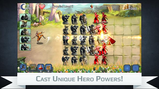 Tower War Defense Evolution v1.5