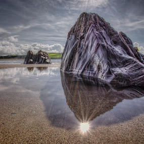 by Derek Tomkins - Landscapes Beaches