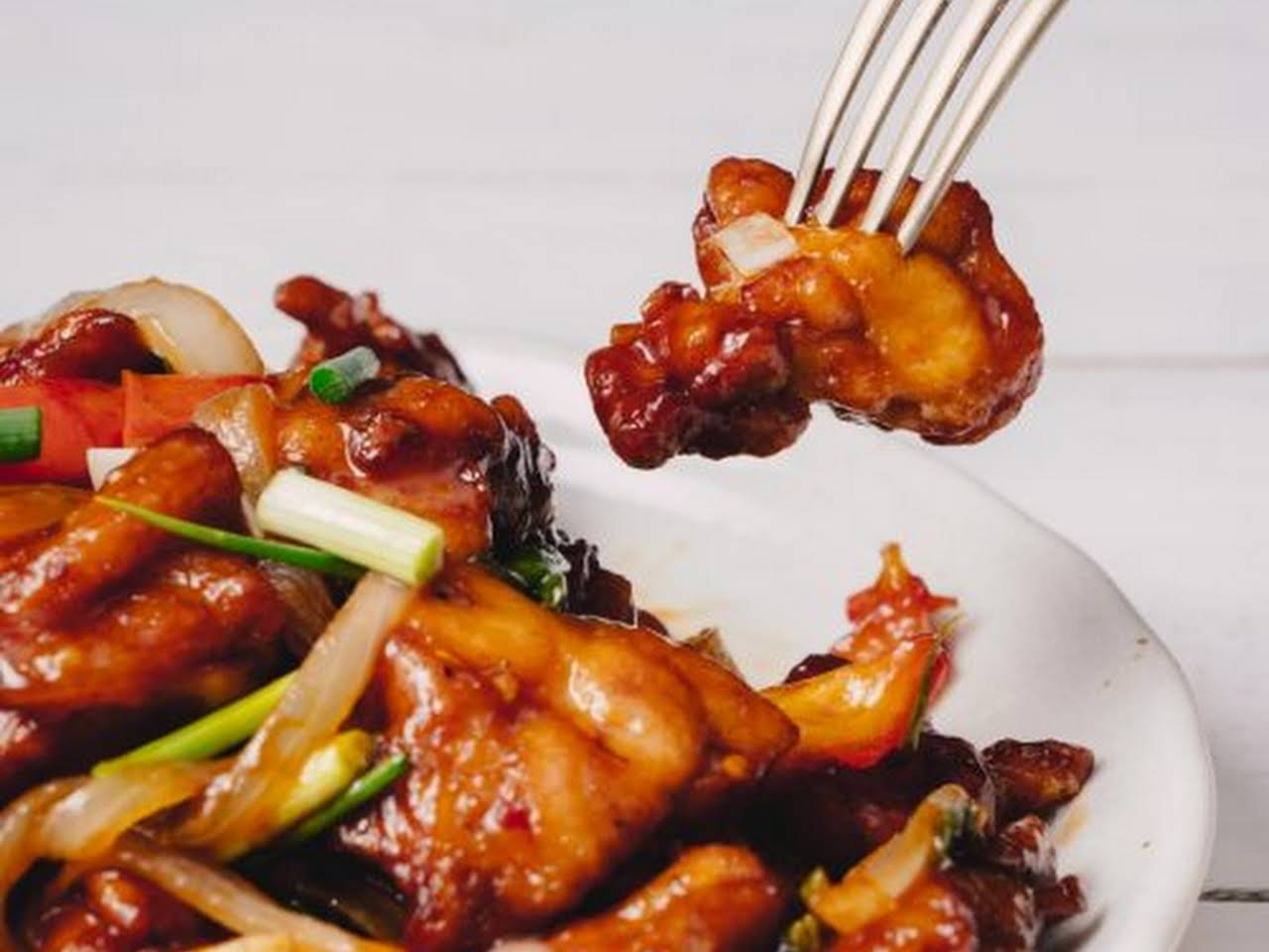 10 Best Chinese Sweet Sour Chicken Recipes Yummly
