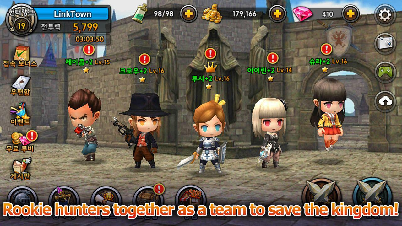 Battle Squad para KAYBO- screenshot