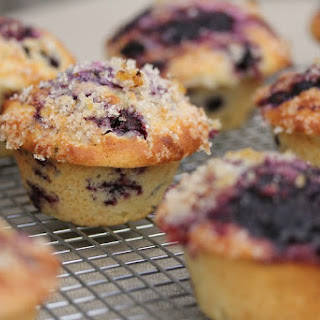 Blueberry Muffins Sugar Topping Recipes.