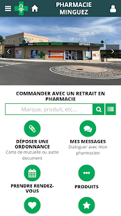 Download Pharmacie Minguez For PC Windows and Mac apk screenshot 1