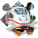 Train Jigsaw Puzzle Free icon