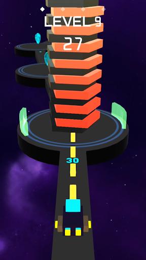 (APK) تحميل لالروبوت / PC Stack Breaker: Space Ballz 3D Beat Game تطبيقات screenshot