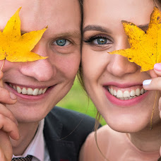 Wedding photographer Maksim Goryachuk (GMax). Photo of 23.09.2017