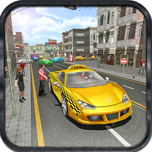 City Taxi Drive Simulator 2017 for PC and MAC