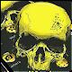 Gold Black Skeleton Theme Download on Windows