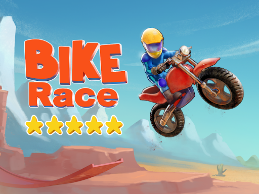 Jungle MotorBike Racing Free