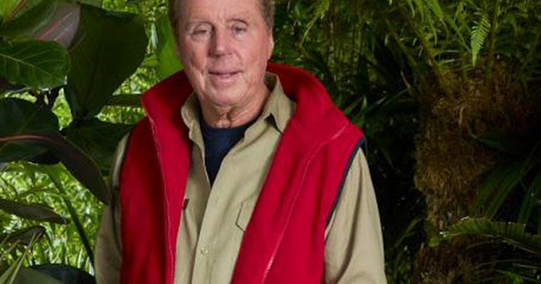 Harry Redknapp has no sense of smell