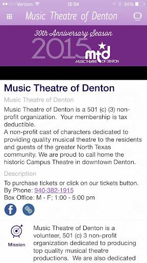 Music Theater of Denton