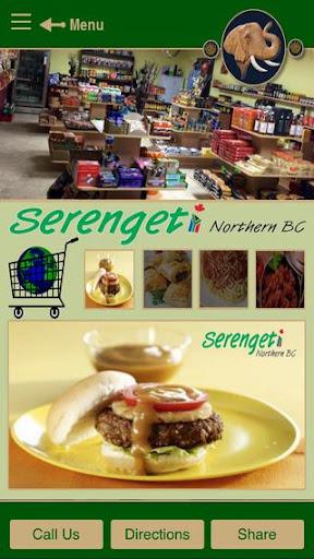 Serengeti Northern BC