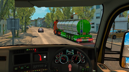 oil tanker truck cargo simulator game 2020 screenshot 1