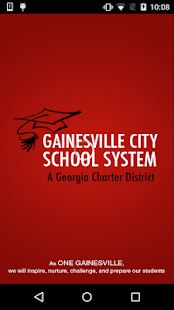 Gainesville City School System- screenshot thumbnail