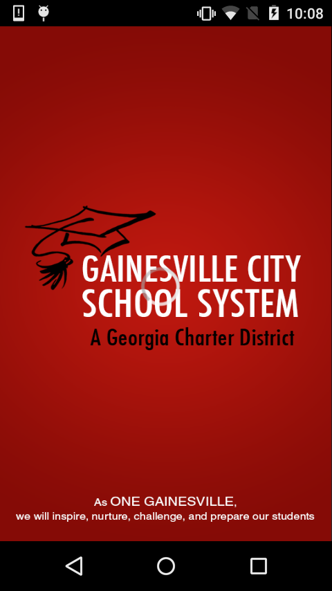 Gainesville City School System- screenshot