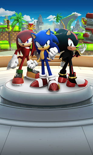 Sonic Forces u2013 Multiplayer Racing & Battle Game 2.20.1 screenshots 3