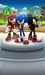 Sonic Forces Mod 3.0.1 Apk [Unlimited Money] 3
