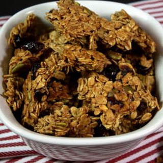 Large Cluster Granola Recipe