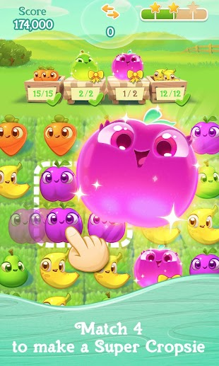 Farm Heroes Super Saga- screenshot thumbnail
