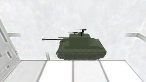 810式重戦車(黒塗りの高級車護衛隊仕様)