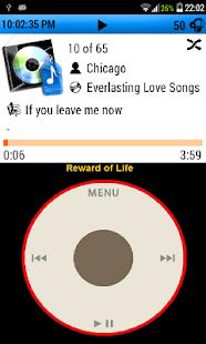 AI MP3 Player - náhled