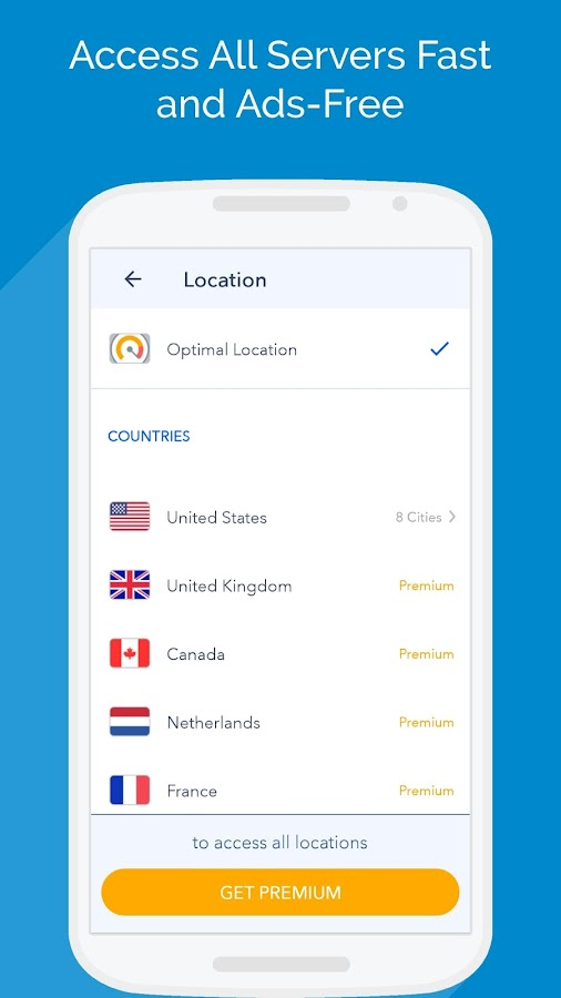 Screenshots of Betternet Free VPN Proxy for iPhone
