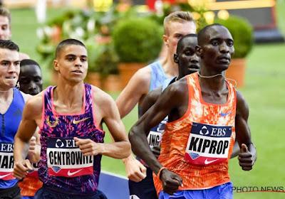 Champion olympique et triple champion du monde, Asbel Kiprop est suspendu quatre ans