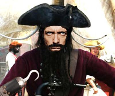 King of The Pirates Studio