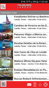 Telemundo Laredo- screenshot thumbnail