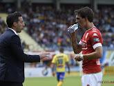 Le Standard devrait récupérer deux joueurs contre Charleroi