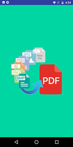 File to PDF Converter(Ai, PSD, EPS, PNG, BMP, Etc) 4.1 Apk for Android 2