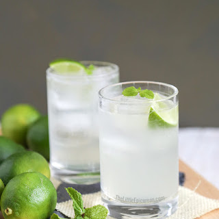 Gin and Tonic.