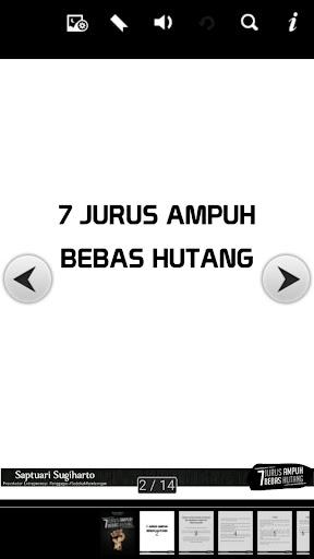 7 JURUS AMPUH BEBAS HUTANG for PC