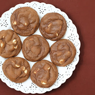 Bailey's Chocolate Cookies.