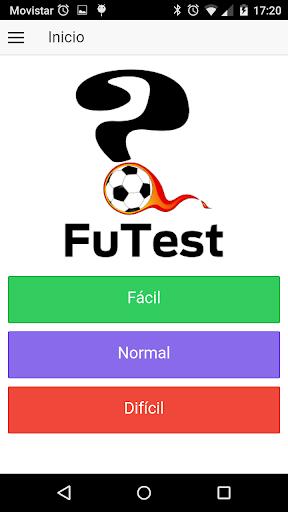 FuTest. Preguntas sobre fútbol