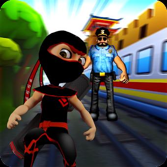 Ninja Subway Surf 2019
