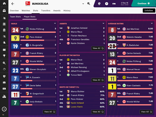 Football Manager 2019 Touch - Apps on Google Play