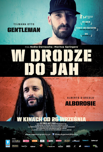 Przód ulotki filmu 'W Drodze Do Jah'