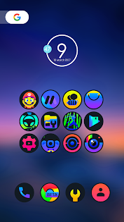 Luver - Icon Pack app for Android screenshot