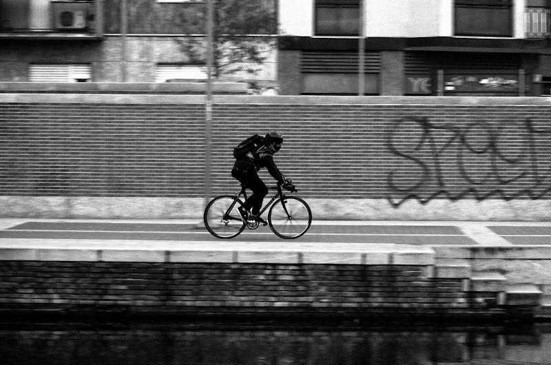 bike in Darsena di marco.tubiolo photography
