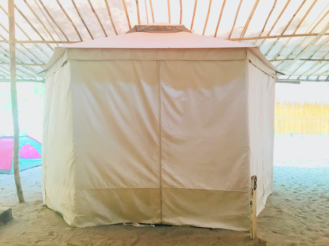 Glamping Tent at Crystal Beach Resort, Zambales: A Surfing Destination Near Manila