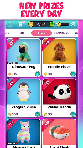 Clawee - A Real Claw Machine 4.4.371.0 screenshots 6