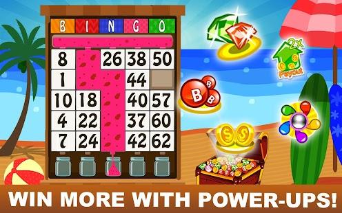 Bingo Bash - Free Bingo Casino: miniatura de captura de pantalla