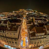 Dal cielo sopra Lisbona di